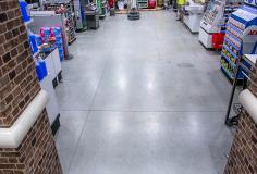 Retail Stores Converting from VCT to Polished Concrete