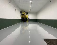 Completely Rejuvenated Concrete Floors in Just Two Days