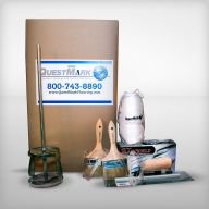 Concrete Floor Repair Accessory Kit