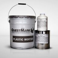 QuestMark Plastic Mortar for Concrete Floor Repair