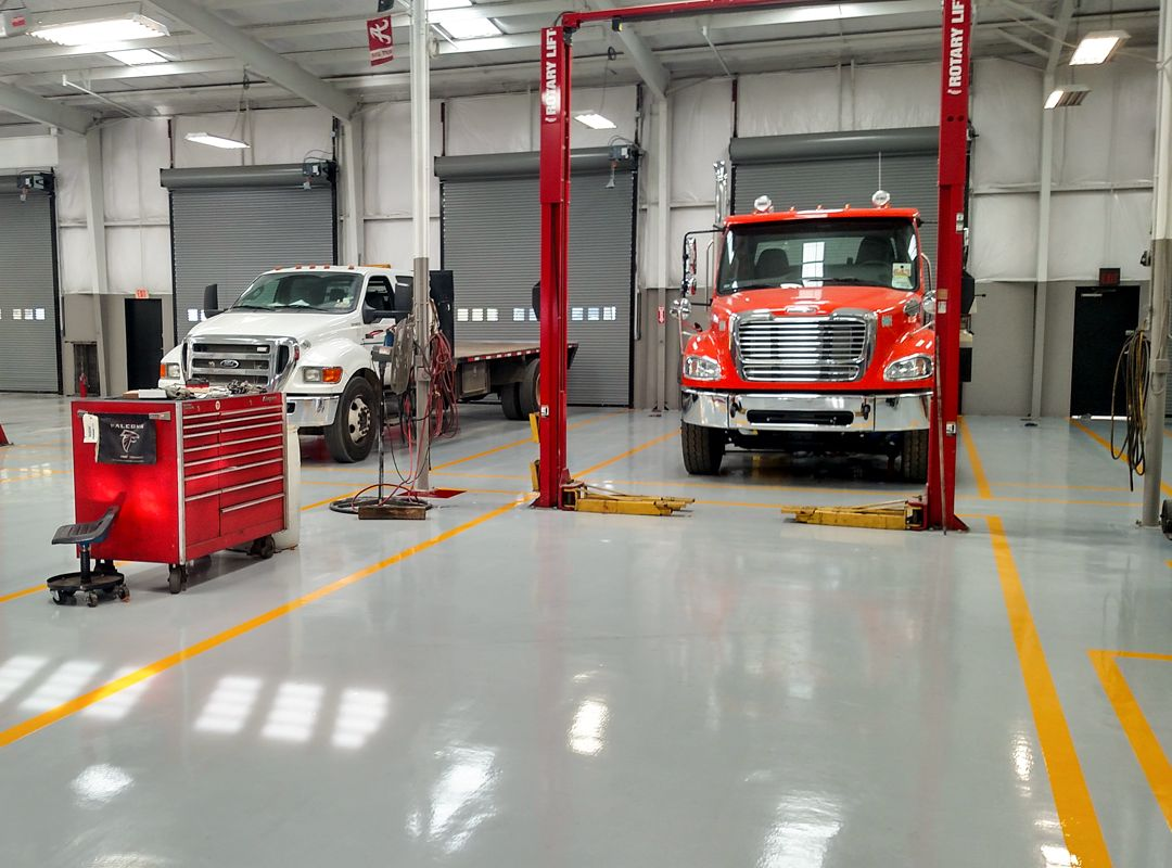 Image of solution Commercial Floor Resurfacers