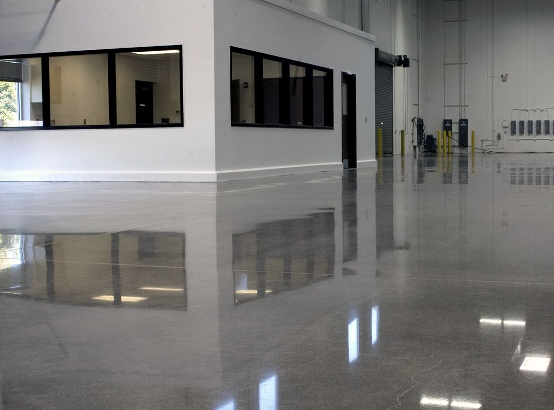 Image of solution Polished Concrete Flooring