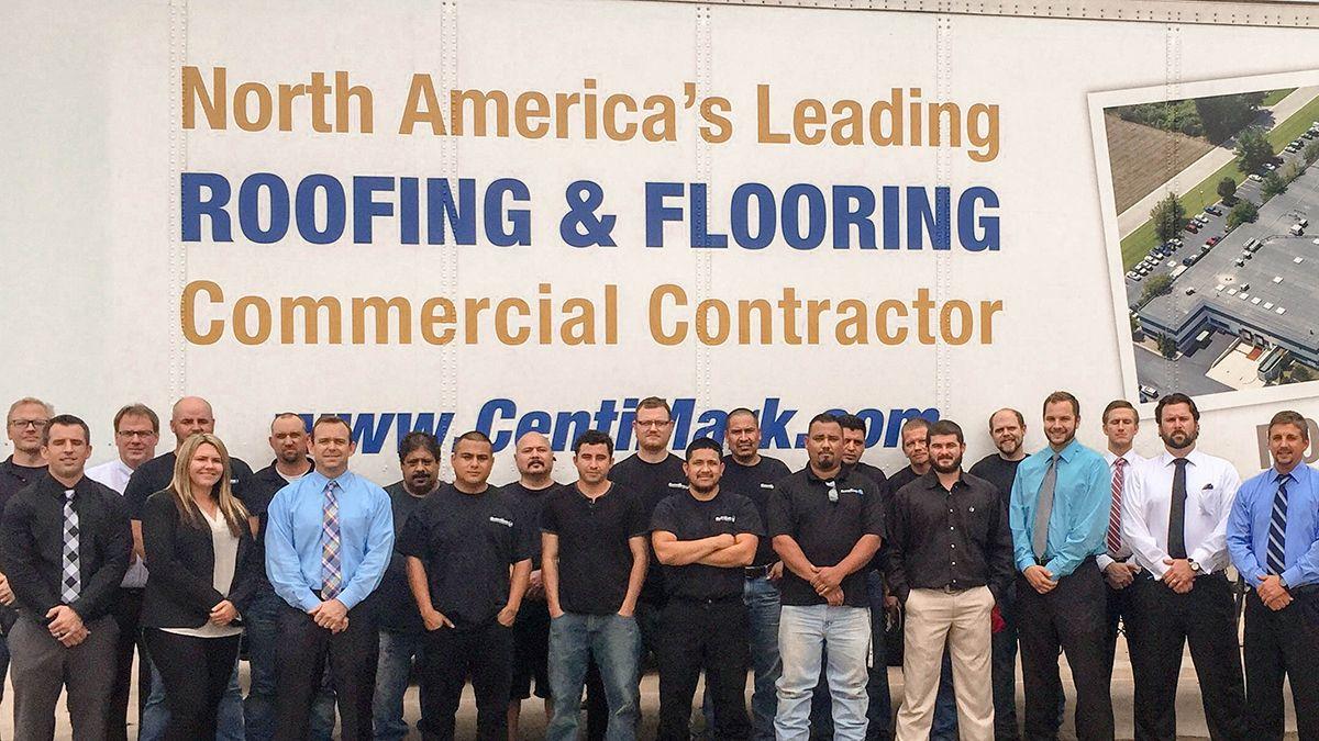 QuestMark's commercial flooring contractors serving Dallas, Texas
