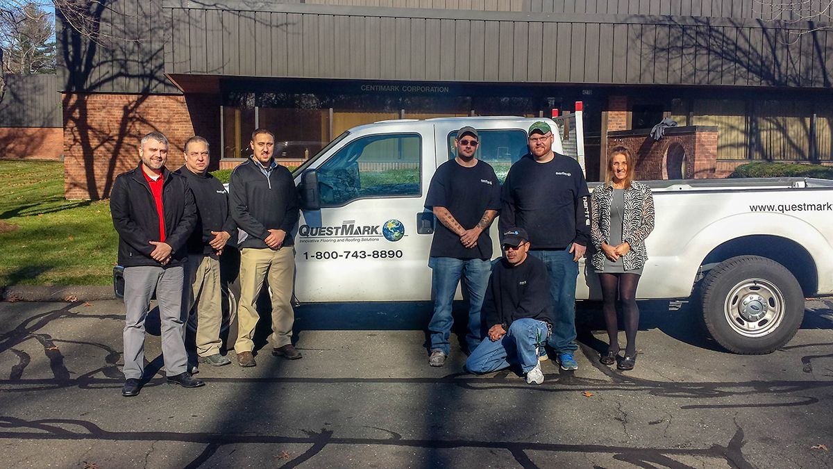 Hartford QuestMark team that services New England