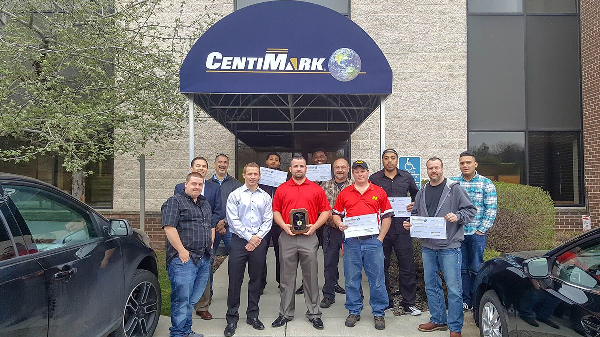 QuestMark's commercial flooring team in Minneapolis, MN