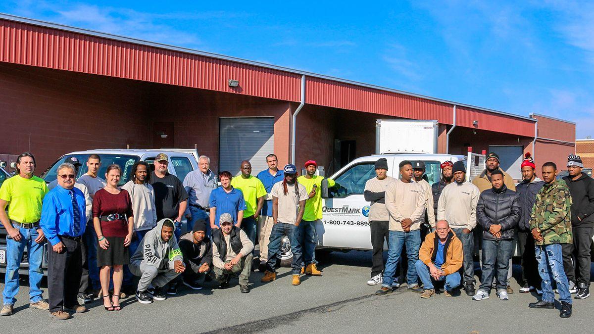 Image of location The branch servicing the Richmond, VA area: